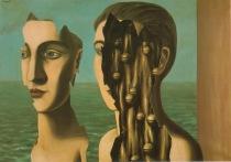 Doppio Segreto - Magritte